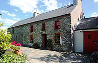 For Sale: Restored Period Farmhouse, Dromsullivan, Mealagh Valley, Bantry, Co. Cork
