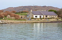 Harbour Lodge, Ervallagh, Roundstone, Connemara, Co. Galway