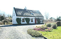 Thatch Cottage, Glasvalley, Ballycurrin, near Lough Corrib, Co. Galway