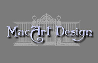 MacArt Design - Artistic Wrought Iron Products
