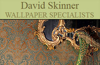 David Skinner Wallpapers - Specialist Producers of Traditional, Hand-Printed Wallpapers