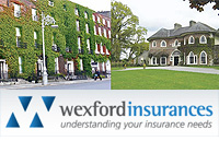 Wexford Insurances - Period Property | High Value Home Insurance