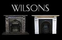 Wilsons - Reclaimed Antique Fireplaces