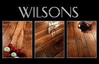 Wilsons - Reclaimed, Resawn and Parquet Wood Flooring