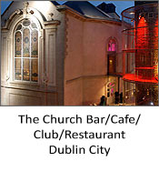 The Church, Junction of Mary St and Jervis St, Dublin 1