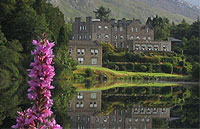 Weddings at Ballynahinch Castle Hotel, Recess, Connemara, Co. Galway