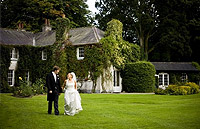 Weddings at Rathsallagh House, Dunlavin, Co. Wicklow